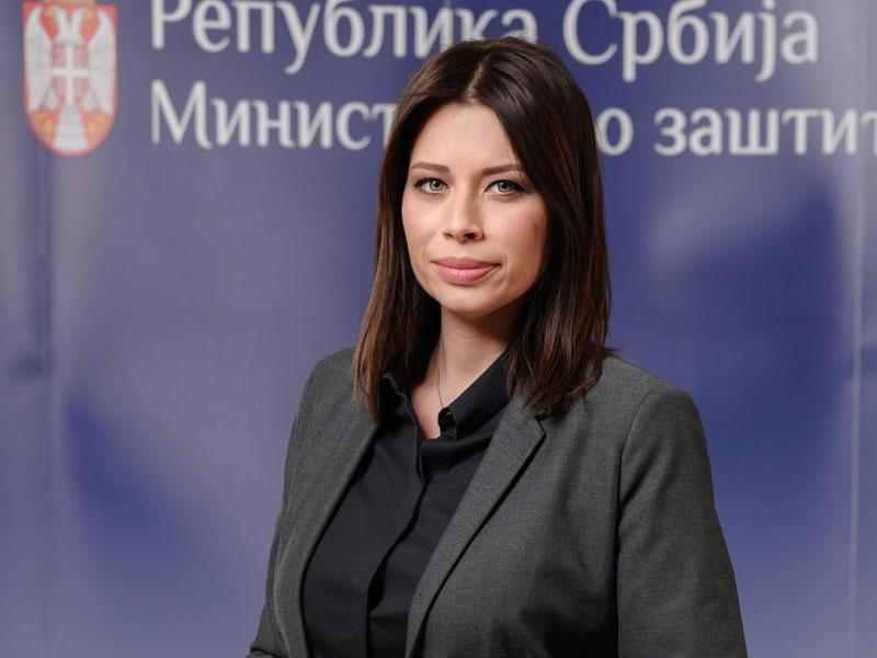 Irena Vujovic ministarka ekologije